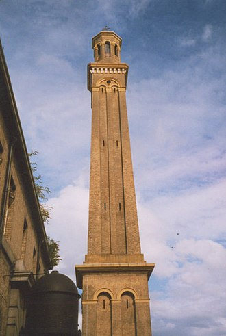 Grand Junction Waterworks Company - Standpipe Tower at Brentford