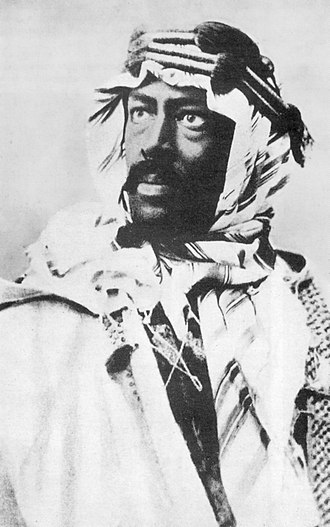 Othello - The Russian actor and theatre practitioner Konstantin Stanislavski as Othello in 1896