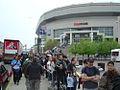Star Wars Celebration III - The line wraps around the convention center (4878250723).jpg