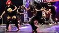 """Starrysky, lors d'un des concert, à la convention """"Japan Expo 2018.jpg"""