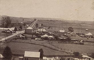 Marburg, Queensland - Marburg in 1908