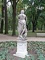 Statue of Herakles in Łazienki Park, Warsaw, Poland 6.jpg