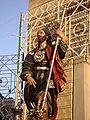 Statue of San Rocco of Scilla, Italy.jpg