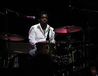 Steve Jordan (drummer) American composer, musical director and artist