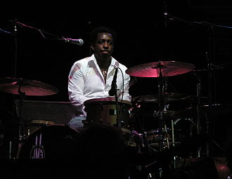 Steve Jordan (drummer) - Image: Steve Jordan