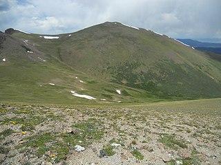 Stewart Peak (Colorado) mountain in United States of America