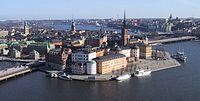 Stare miasto Sztokholmu