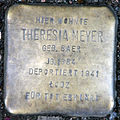 Stolperstein-Theresia Meyer-Koeln-cc-by-denis-apel.jpg