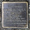 Stolperstein Gamsbartweg 12 (Reind) Heinz Drzymala.jpg