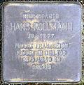 Stolperstein Köln, Hans Rollmann (Pferdmengesstraße 25).jpg