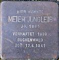 Stolperstein Köln, Meier Jungleib (Fleischmengergasse 24).jpg