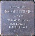 Stumbling block for Meier Jungleib (Fleischmengergasse 24)