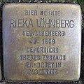 Stolperstein Rieka Löhnberg in Beckum.nnw.jpg