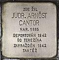 Stolperstein für Arnost Cantor.jpg
