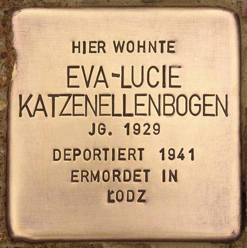 Stolperstein für Eva-Lucie Katzenellenbogen (Liebenwalde).jpg