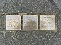 Stolpersteine Famille Starck 12 rue Pauline Fontenay Bois 3.jpg