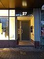 Stolpersteine Höxter, Wohnhaus Marktstraße 27.jpg