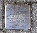 Stolpersteine Köln, Verlegestelle Simmerer Straße 47.jpg