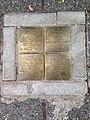 Stolpersteine Kleve Lindenallee 32a.jpg