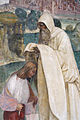 Storie di s. benedetto, 04 sodoma - Come Romano monaco da lo abito eremitico a Benedetto 05.JPG