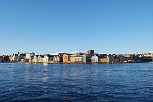 Kristiansund - View of Kristiansund