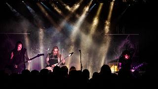 Stormwarrior German band