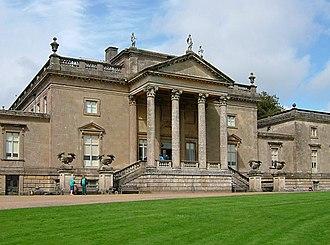 Stourhead - Stourhead House
