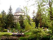 L'Observatoire et le jardin botanique