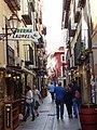 Street Scene in Old Town - Logrono - La Rioja - Spain - 02 (14599258725).jpg