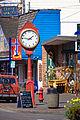 Street clock in Poulsbo, WA.jpg