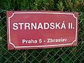 Strnady, Strnadská II., tabule.jpg