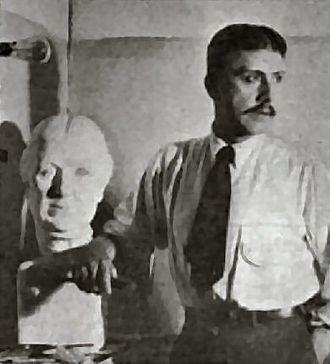 Stuart Holmes - Motion Picture News, November 8, 1919