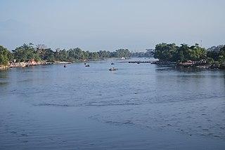 Suchiate River river in Guatemala