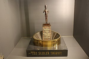John Philip Sousa Foundation - UMass' Sudler Trophy, awarded in 1998