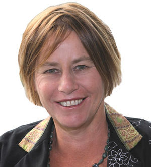 Sue Bradford, former NZ Green Party MP