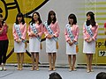 Sun TV Girls in Kobe Matsuri 20130519.jpg