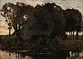 Sunset by Théophile de Bock Rijksdienst voor het Cultureel Erfgoed B528.jpg