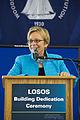 Susan Avery speaking at LOSOS Lab dedication ceremony September 20, 2012.jpg