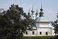Suzdal. Church of the Entry of the Lord into Jerusalem and Paraskeva Pyatnitsa.jpg