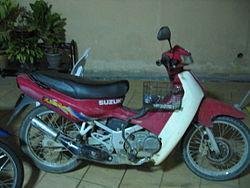 Suzuki Rg Sport Specification