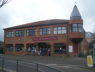 Swanley Library and Information Centre