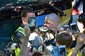 Sweden national under-21 football team, Euro 2015 celebration, players 18.JPG