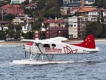 Sydney Seaplanes, 26th. Nov. 2010 - Flickr - PhillipC (1) (cropped).jpg