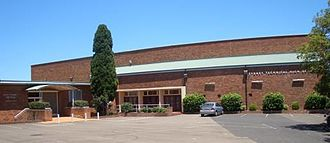 Sydney Technical High School - Administration office and auditorium