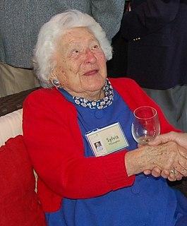 Sylvia McLaughlin American environmentalist