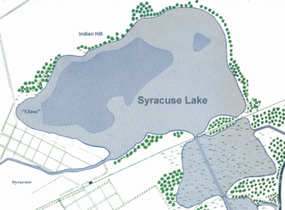 Syracuse Lake lake of the United States of America