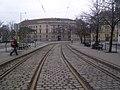Szeged 4-es villamos Novotel Hotel megállóhely 2011-02-19.JPG