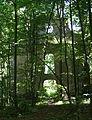 Szymonki Ruiny kościoła klasztornego 02.JPG