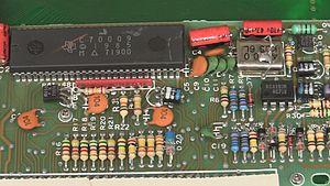 TI-74 - TI-74 BASIC Pocket Computer CPU