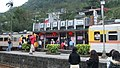 TRA Shihfen Station and DR1000 trains 20060212.jpg
